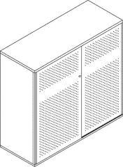 BG21234ADSBST -  Schiebetürenschränke Glide II™
